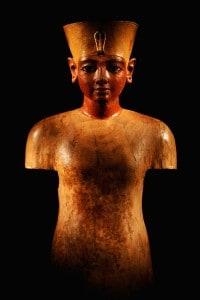 Busto di Tutankhamon