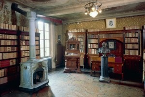 Lo studio di Carducci a Bologna