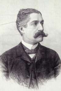 Ritratto di Giovanni Verga