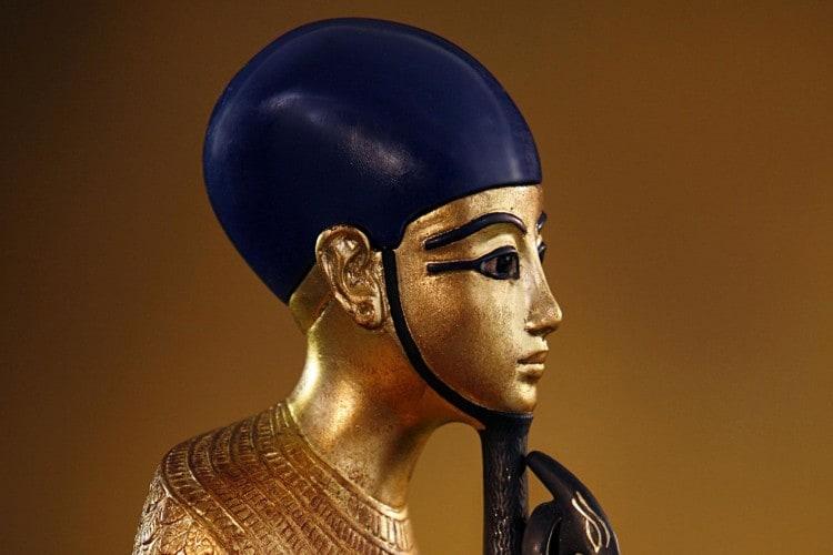 Statua del dio Ptha