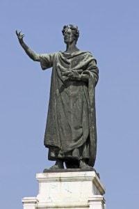 Statua di Virgilio