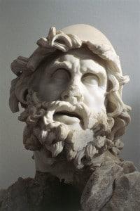Statua ritraente Ulisse