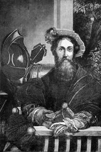 Ritratto di Cristoforo Colombo