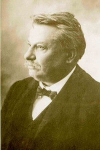 Profilo di Giovanni Pascoli