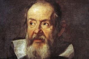 Galileo ritratto dal pittore Justus Sustermans (1636)