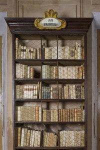 La biblioteca di casa Leopardi