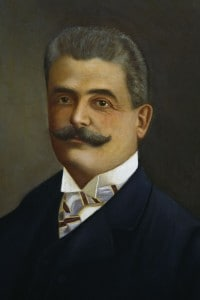 Ritratto di Vittorio Emanuele Orlando