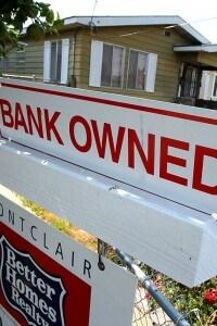 Case pignorate durante la crisi finanziaria del 2008 in California