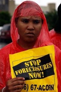 Protesta in Florida contro i muti subprime il 26 settembre 2007