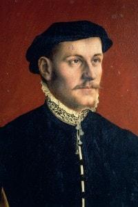 Ritratto di Sir Thomas More. Dipinto della bottega di Hans Holbein il giovane