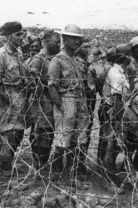 Prigionieri di guerra il 1° febbraio 1941