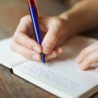Come scrivere una pagina di diario
