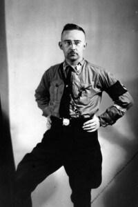 Heinrich Himmler: capo delle SS e dell'Ispettorato Campi di Concentramento (IKL)