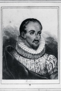 Ritratto di Miguel de Cervantes