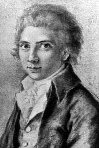 Ritratto di Friedrich von Schlegel