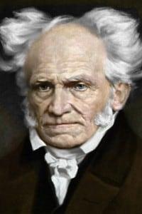 Ritratto di Arthur Schopenhauer
