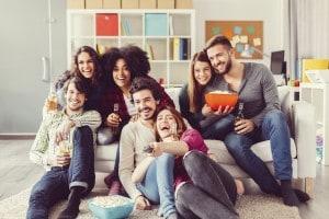 L'amicizia tra adolescenti