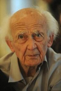Il filosofo Zygmunt Bauman