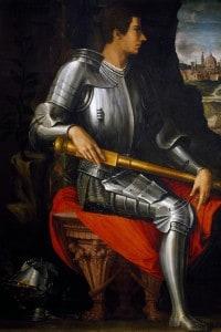 Alessandro de' Medici (Ritratto di Giorgio Vasari)
