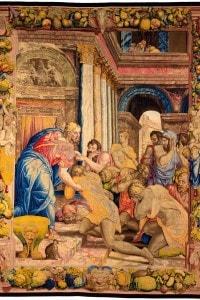 Arazzo commissionato da Cosimo de' Medici nel 1545