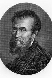 Ritratto di Michelangelo Buonarroti