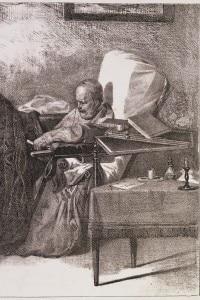 Giuseppe Garibaldi ferito dopo la Battaglia dell' Aspromonte, il 29 agosto del 1862