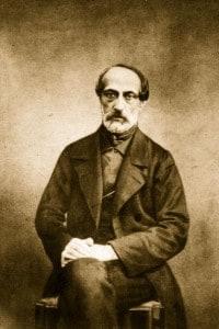 Giuseppe Mazzini: scrittore e patriota italiano