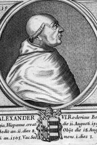Papa Alessandro VI