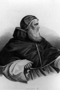 Papa Giulio II (1443 - 1513)