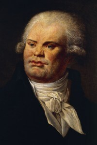 Georges Jacques Danton (1759 -1794): politico e rivoluzionario francese