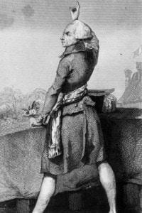 Immagine di Maximilien de Robespierre, 1780: rivoluzionario francese