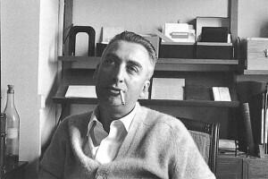 Foto di Roland Barthes, celebre intellettuale francese