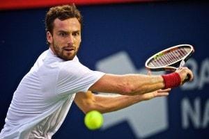 Foto del tennista Ernest Gulbis