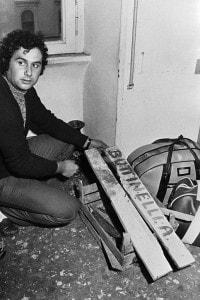 La tavoletta di legno con cui Pelosi dice di aver ucciso Pasolini