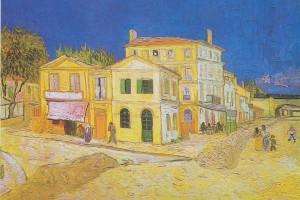 Vincent Van Gogh, La casa gialla