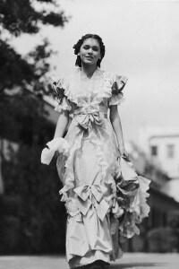 Maureen O'Sullivan interpreta Anna Karenina in un film del 1934