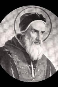 Ritratto di Papa Pio V