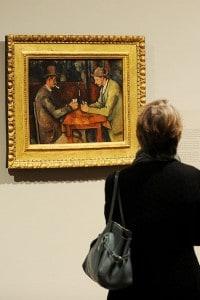 Paul Cézanne, I giocatori di carte