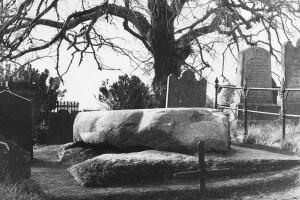 La tomba di St Patrick nella Down Cathedral