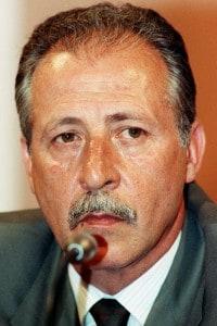 Foto di Paolo Borsellino, il magistrato ucciso dalla mafia