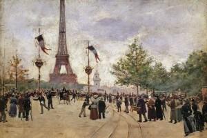 L'esposizione universale di Parigi del 1889