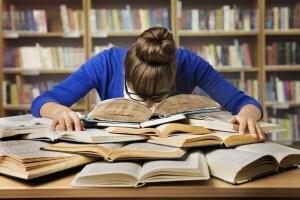 Studenti italiani troppo ansioni e stressati