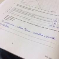 Domanda Matematica su Anna, prove Invalsi 2017
