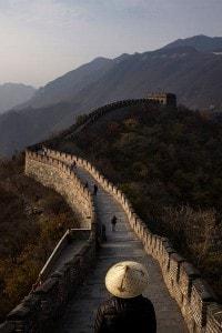 Mutianyu, sezione della Grande Muraglia