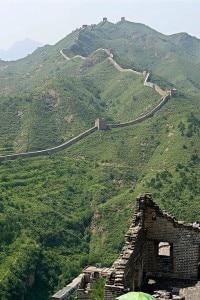 Simatai, sezione della Grande Muraglia