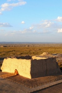 La Porta di Giada costruita durante la dinastia Han