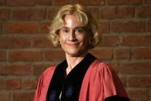 La filosofa statunitense Martha Nussbaum