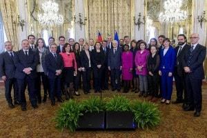 Trattati di Roma: i festeggiamenti dell'anniversario