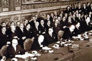 25 marzo 1957, la firma dei Trattati di Roma