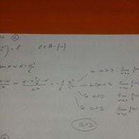 Foto seconda prova matematica 2017: soluzione quesito 6